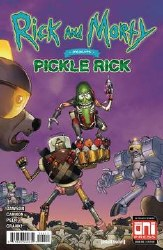 Rick & Morty Presents Pickle Rick #1 Cvr A