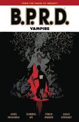 Bprd Vampire Second Edition Tp (C: 0-1-2)