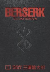 Berserk Deluxe Edition Hc Vol 01 (Mr) (C: 1-0-0)