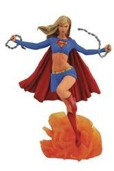 Dc Gallery Supergirl Comic Pvc Figure (C: 1-1-2)