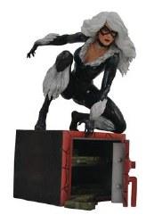 Marvel Gallery Black Cat Comic Pvc Figure (C: 1-1-2)