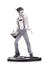 Batman Black & White Statue White Knight Joker By Murphy
