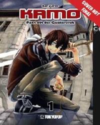 Kamo Manga Gn Vol 03 Pact With Spirit World (C: 0-1-2)