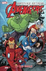 Marvel Action Avengers Tp Book 01 New Danger (C: 1-0-0)