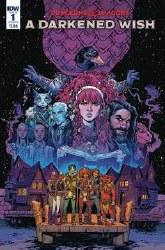 Dungeons & Dragons A Darkened Wish #1 Cvr A Fowler