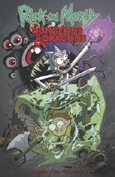 Rick And Morty Vs Dungeons & Dragons Tp (C: 0-1-2)