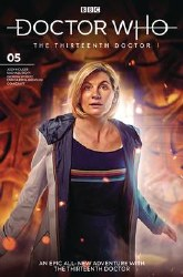 Doctor Who 13th #5 Cvr B Photo
