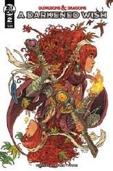 Dungeons & Dragons A Darkened Wish #2 Cvr A Fowler
