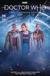 Doctor Who 13th #6 Cvr B Photo