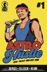 Astro Hustle #1 (Of 4) Cvr B Smallwood