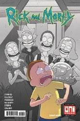 Rick & Morty #48 Cvr A