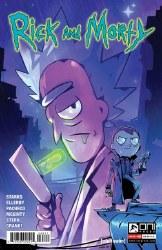 Rick & Morty #48 Cvr B Troussellier