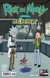 Rick & Morty Presents Jerry #1 Cvr B Grace