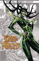 War Of Realms #1 (Of 6) Finch Var