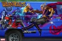 War Of Realms #1 (Of 6) Horn Van Var