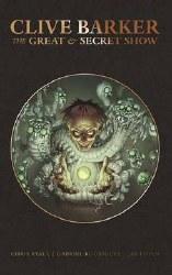 Clive Barker Great & Secret Show Dlx Ed Tp (C: 0-1-2)