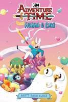 Adventure Time Fionna Cake Original Gn Bash Blues (C: 1-1-2)