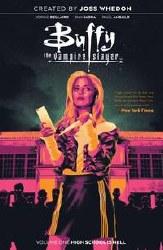 Buffy The Vampire Slayer Tp Vol 01 (C: 0-1-2)