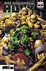 Immortal Hulk #16 Artist Asgardian Var