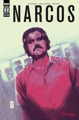 Narcos #2 (Of 4) Cvr A Malhotra