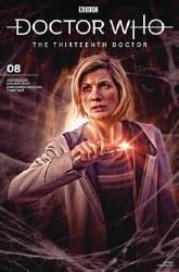 Doctor Who 13th #8 Cvr B Photo