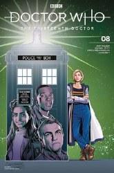 Doctor Who 13th #8 Cvr C Jones