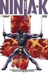 Ninja-K Dlx Ed Hc (C: 0-1-2)