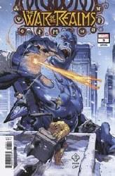 War Of Realms #3 (Of 6) Billy Tan Var