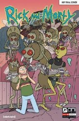 Rick & Morty #1 50 Issues Special Var (C: 1-0-0)