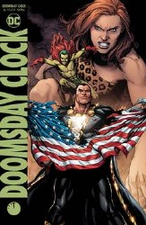 Doomsday Clock #11 (Of 12) VarEd