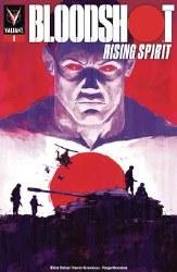 Bloodshot Rising Spirit #8 Cvr C Walsh