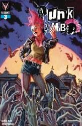 Punk Mambo #3 (Of 5) Cvr A Brereton
