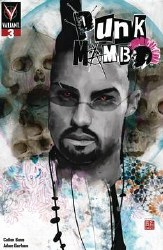 Punk Mambo #3 (Of 5) Cvr B Mack