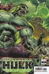Immortal Hulk #13 2nd Ptg Bennett Var