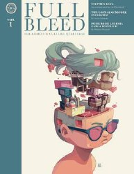 Full Bleed Comics & Culture Quarterly Hc Vol 01 New Edition
