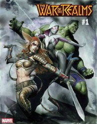 War Of Realms #1 (Of 6) Granov Var