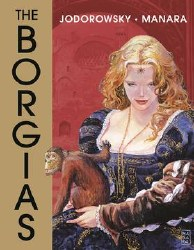 Borgias Tp (Mr) (C: 1-1-2)