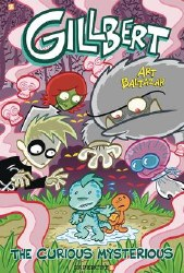 Gillbert The Little Merman Gn Vol 02 Curious Mysterious