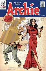Archie #706 (Archie & Sabrina Pt 2) Cvr C Mooney