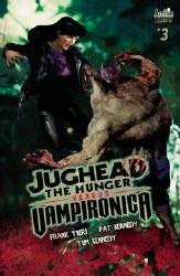 Jughead Hunger Vs Vampironica #3 Cvr C Staggs (Mr)