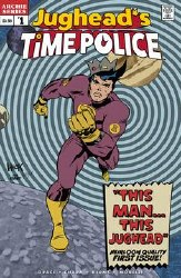 Jughead Time Police #1 (Of 5) Cvr D Hack