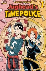 Jughead Time Police #1 (Of 5) Cvr E Yardley