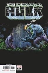 Immortal Hulk #14 2nd Ptg Hotz Var