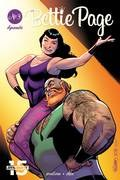 Bettie Page Unbound #3 Cvr C Williams