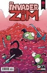 Invader Zim #44 Cvr A (C: 1-0-0)