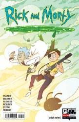 Rick & Morty #51 Cvr B Trizzino (C: 1-0-0)