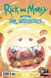 Rick & Morty Presents Mr Meeseeks #1 Cvr A