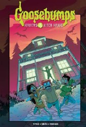 Goosebumps Horrors Of The Witch House Hc (C: 0-1-2)
