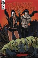 Crow Hack Slash #2 (Of 4) Cvr A Seeley