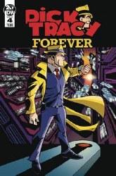 Dick Tracy Forever #4 Cvr A Oeming